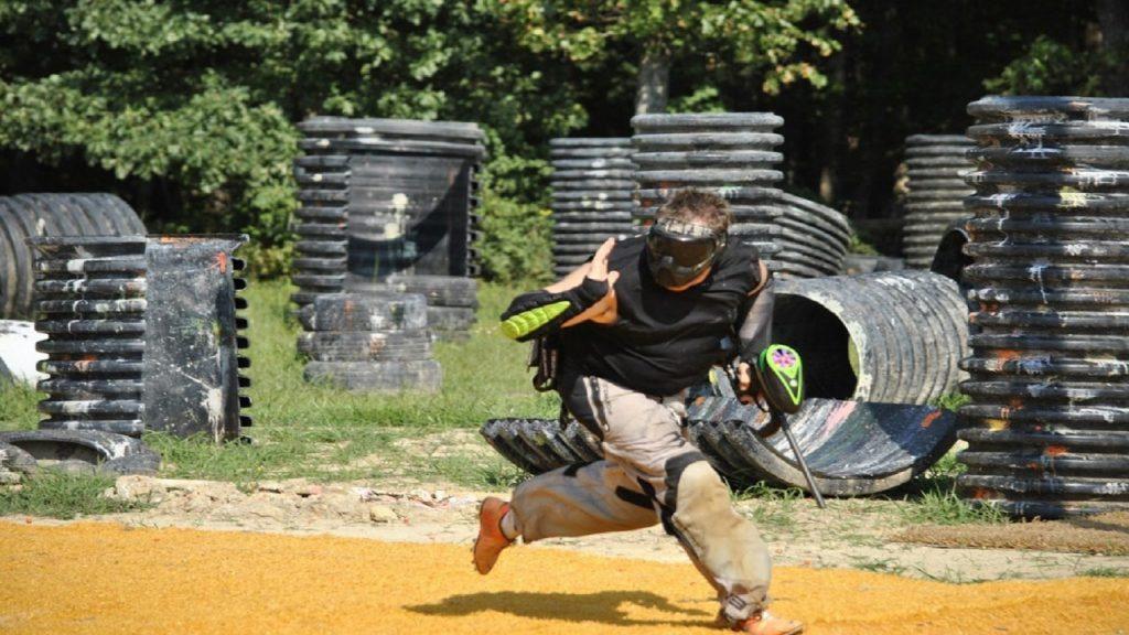 Laser game vs. Paintball 1 1024x576 - Laser game: Užijte si adrenalin naplno!